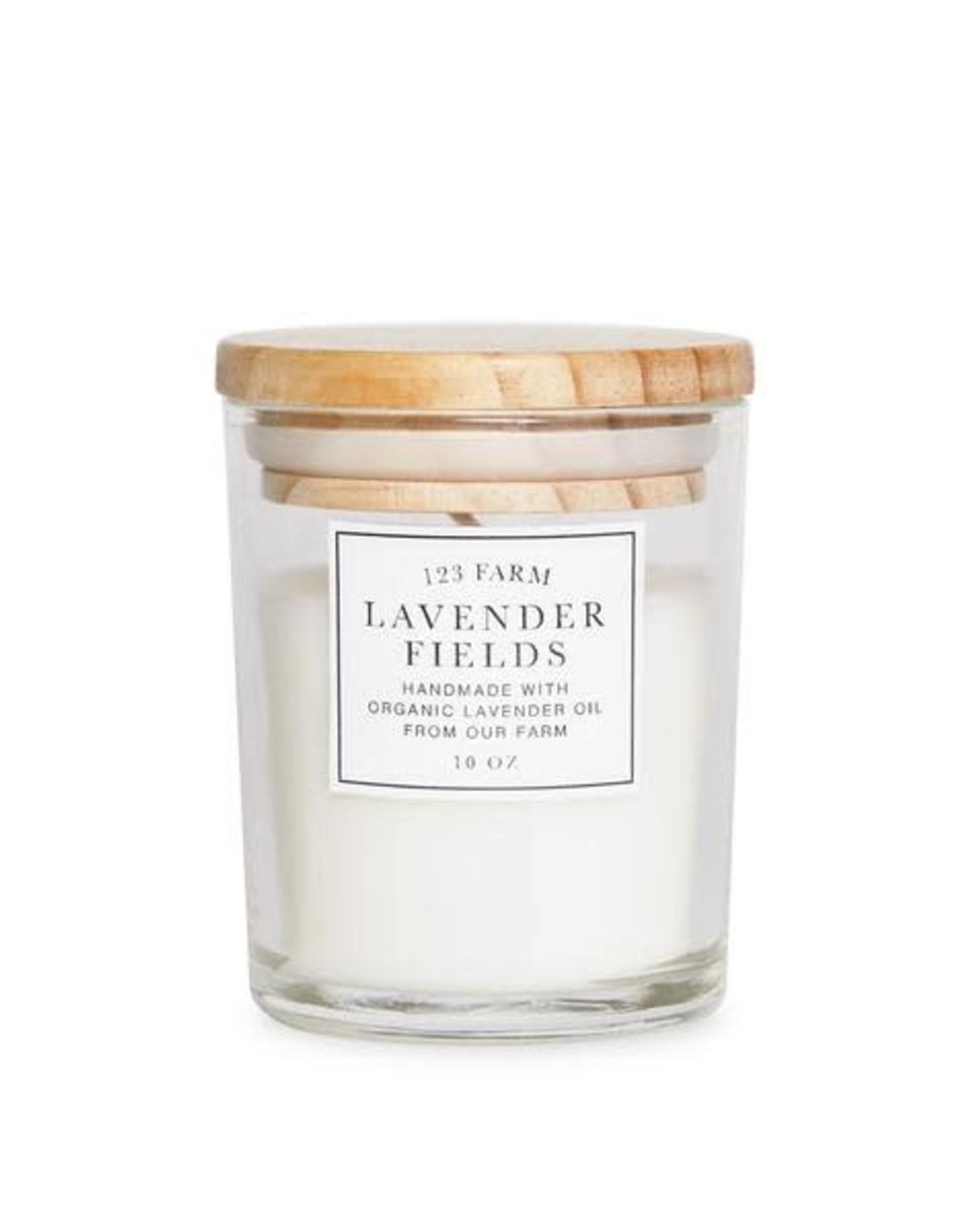 Lavender Fields Candle 10 oz