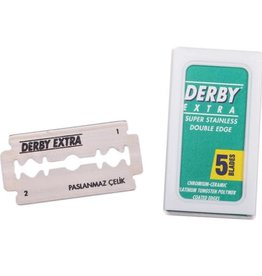 Double Edge Safety Razor Blades (pack of 10)