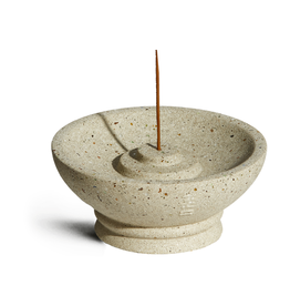 Misc Goods Company Stone Incense Holder