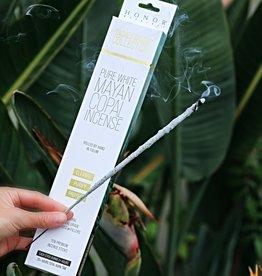 Honor Organics Pure White Mayan Copal Incense