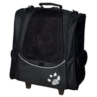 Pet Gear I-GO2 Escort Pet Carrier - Black