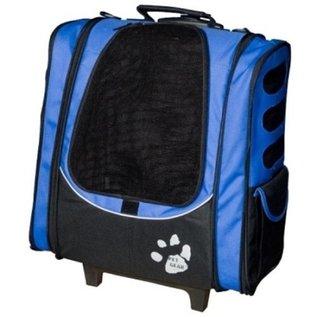 Pet Gear I-GO2 Escort Pet Carrier - Ocean Blue