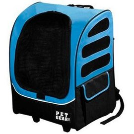 Pet Gear I-GO Plus Traveler Pet Carrier - Ocean Blue