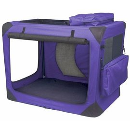 Pet Gear Generation II Deluxe Portable Soft Crate - Medium