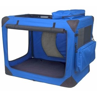Pet Gear Generation II Deluxe Portable Soft Crate - Large