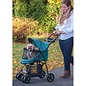 Pet Gear Happy Trails Lite NO-ZIP Pet Stroller - Pine Green