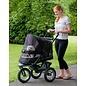 Pet Gear NV No-Zip Pet Stroller - Rose