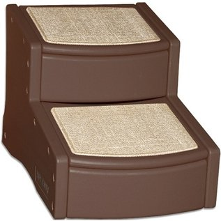 Pet Gear Easy Step II Pet Stairs - Cocoa