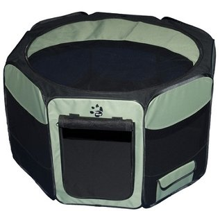 Pet Gear Travel Lite Soft-Sided Pet Pen - Medium/Sage