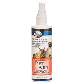 Four Paws Pet Aid Medicated Anti-Itch Spray