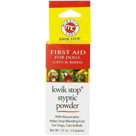 Miracle Care Gimborn Kwik Stop Styptic Powder
