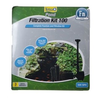 Tetra Pond Pond Filtration Fountain Kit