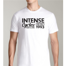 Intense Cycles Intense Shirt T 1993