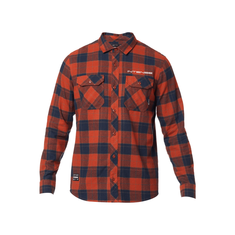 Intense Cycles Intense X FOX Traildust 2.0 Flannel