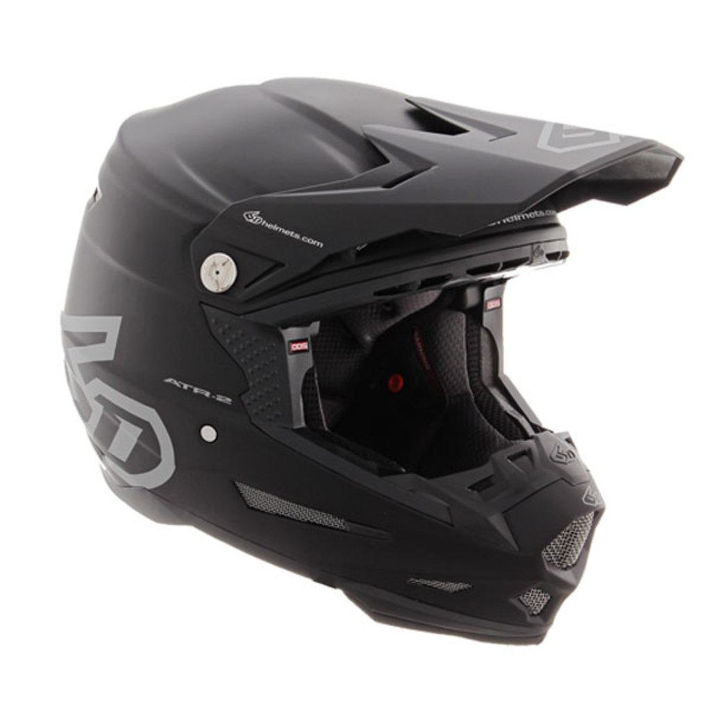 6D 6D ATR-2 Solid Matte Helmet