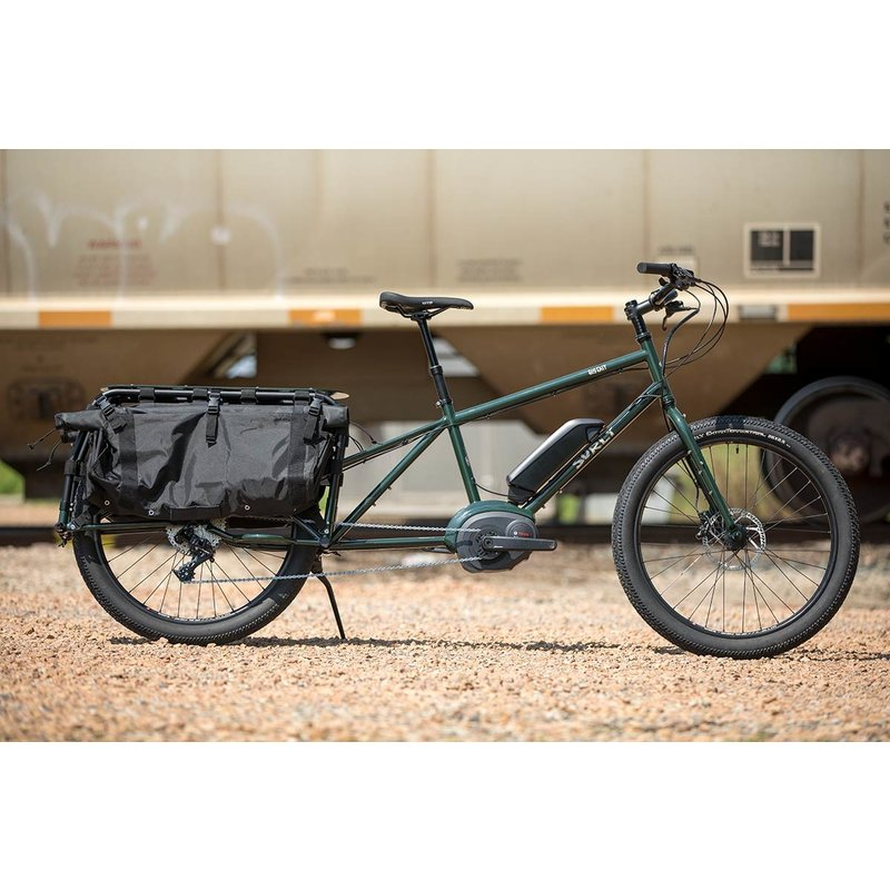 "Surly Surly Big Easy Cargo Bike - 26"", Steel, Deep Forest Green, Large"