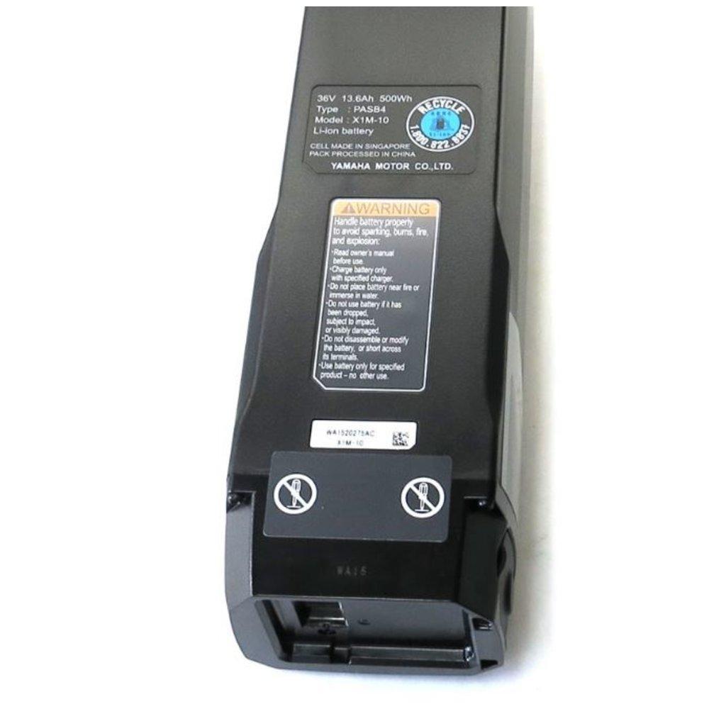 Yamaha Yamaha Battery Assembly 500Wh