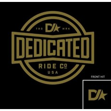 Dedicated Ride Dedicated Ride Independent Tee