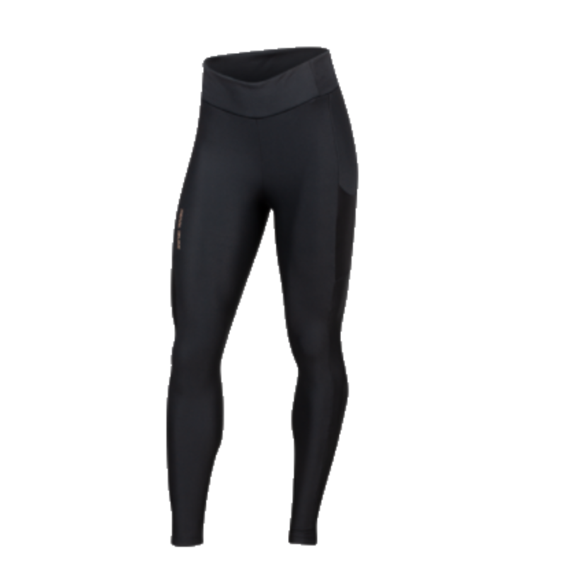 PEARL iZUMi Women's Sugar Thermal Cycling Tight Black