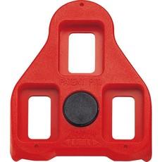 Exustar Exustar ARC 1 Look Delta Cleats, 9 Degree Red