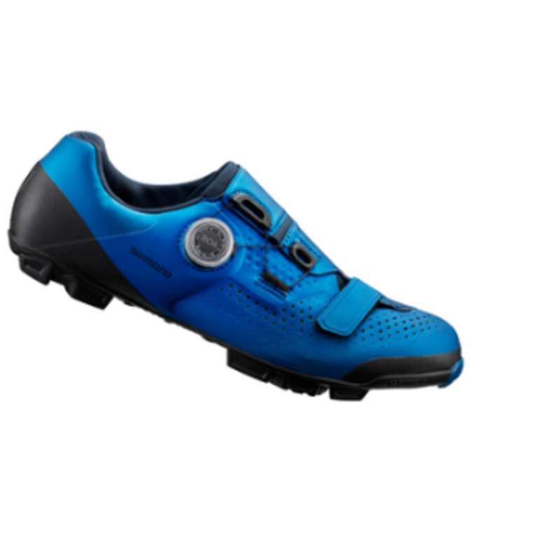 Shimano SH-XC501 Bicycle Shoe Blue