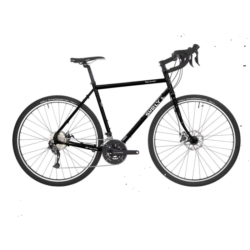 Surly Surly Disc Trucker 56cm 700c Black