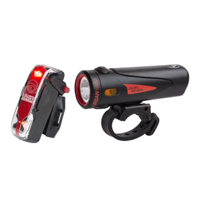 Light & Motion Light & Motion Urban 1000 Combo (Trooper + Vis 180 Pro)