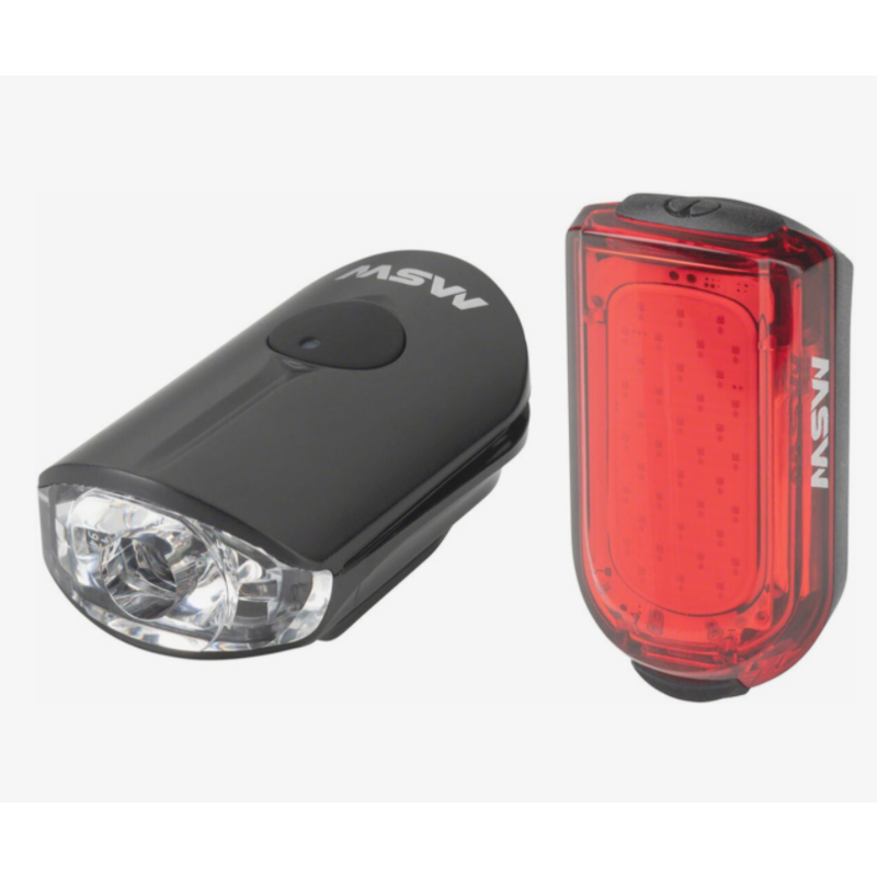 MSW MSW Pico Front and Rear USB Lightset