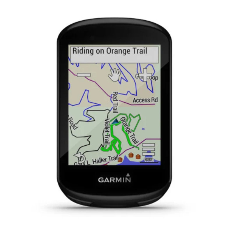 Garmin Edge 830 Bike Computer - GPS, Wireless, Speed, Cadence