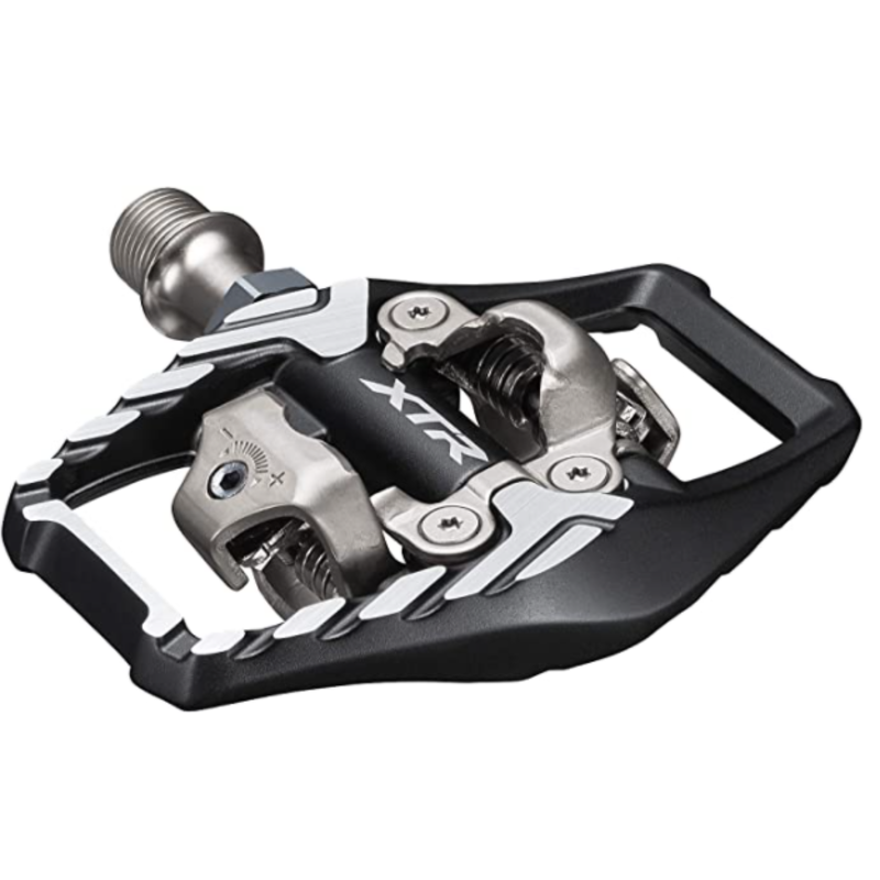Shimano PEDAL, PD-M9120, XTR, SPD PEDAL, W/O REFLECTOR, W/CLEAT