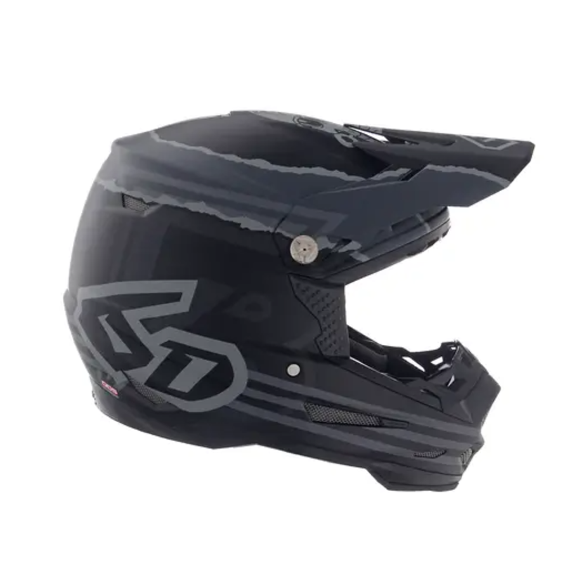 6D ATR-2 DANGER BOY MATTE BLACK