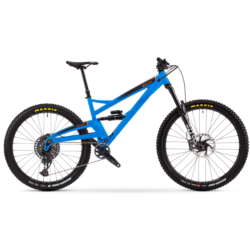 Orange Mountain Bikes Orange Switch 6 Pro
