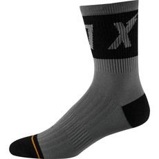 """FOX FOX 8"""" Trail Cushion Sock WURD"""