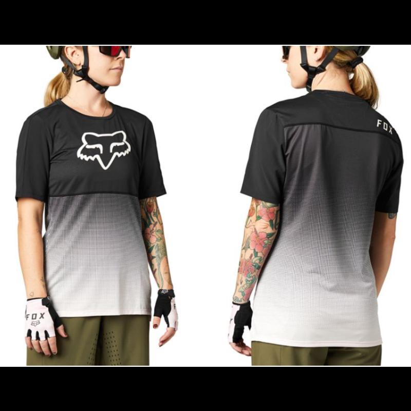 FOX FOX Women's Flexair Short Sleeve Jersey