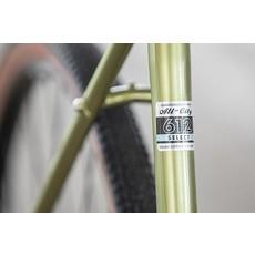 All-City All-City Super Professional Apex 1 Bike - 700c, Steel