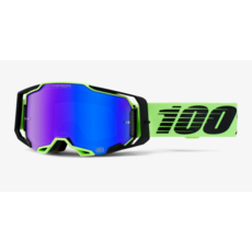 100% 100% ARMEGA Goggle Uruma - HiPER Blue Lens