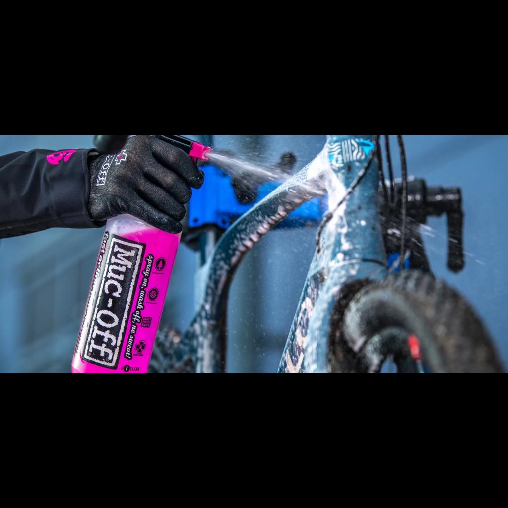 Muc-Off Muc-Off Nano Tech Bike Cleaner: 1L Spray Bottle