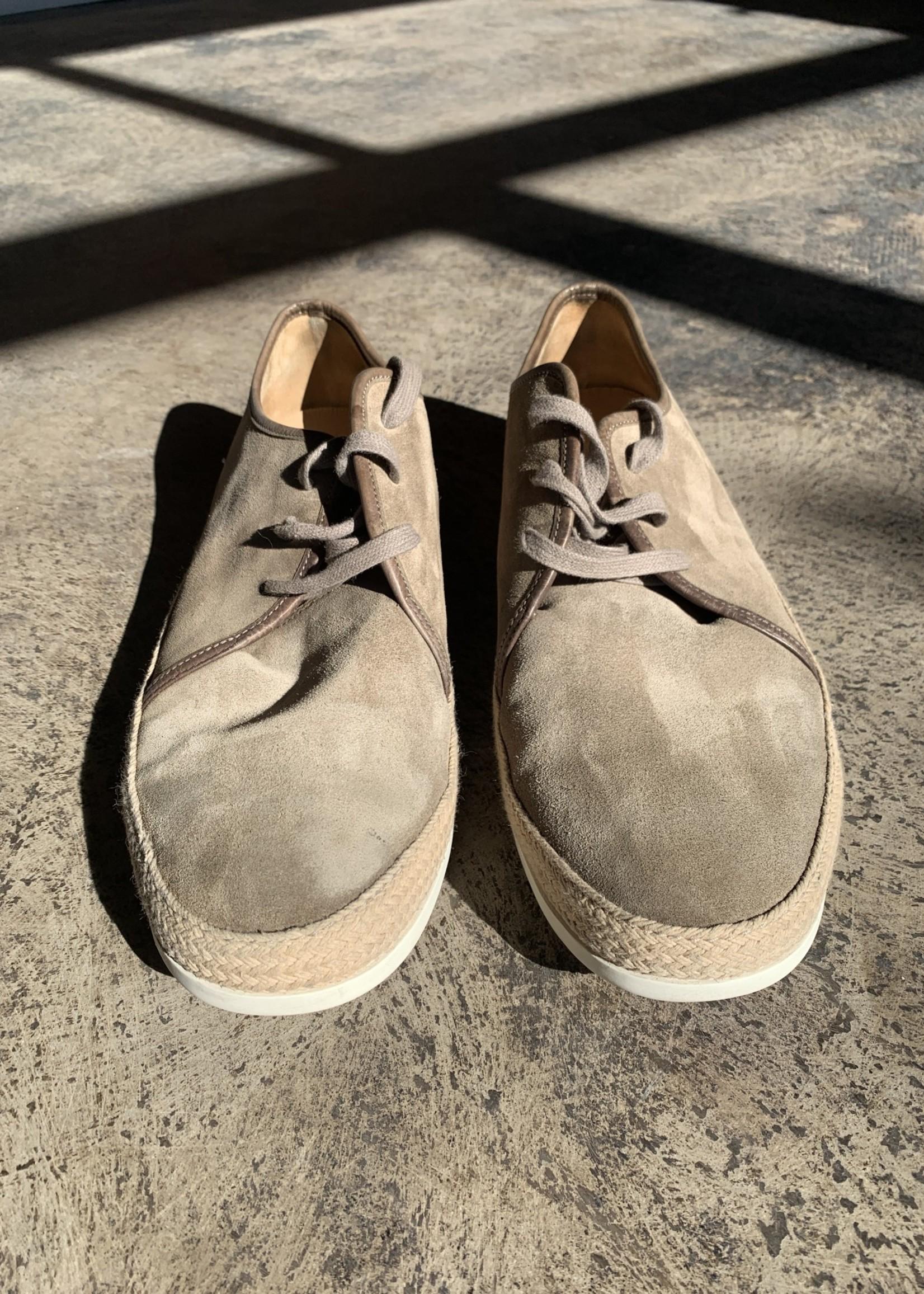 Vince Chandler Espadrille Lace Up Sneaker 12