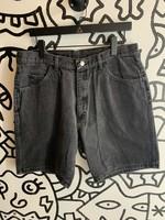 Wrangler Vintage Black Shorts 32