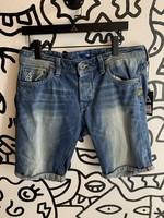 G Star Raw Faded Denim Shorts 34