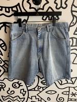 Wrangler Vintage Light Wash Shorts 36