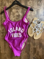 """Private Party """"Island"""" Swimsuit M/L"""