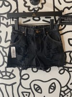 NEW Wrangler Distressed Shorts XS
