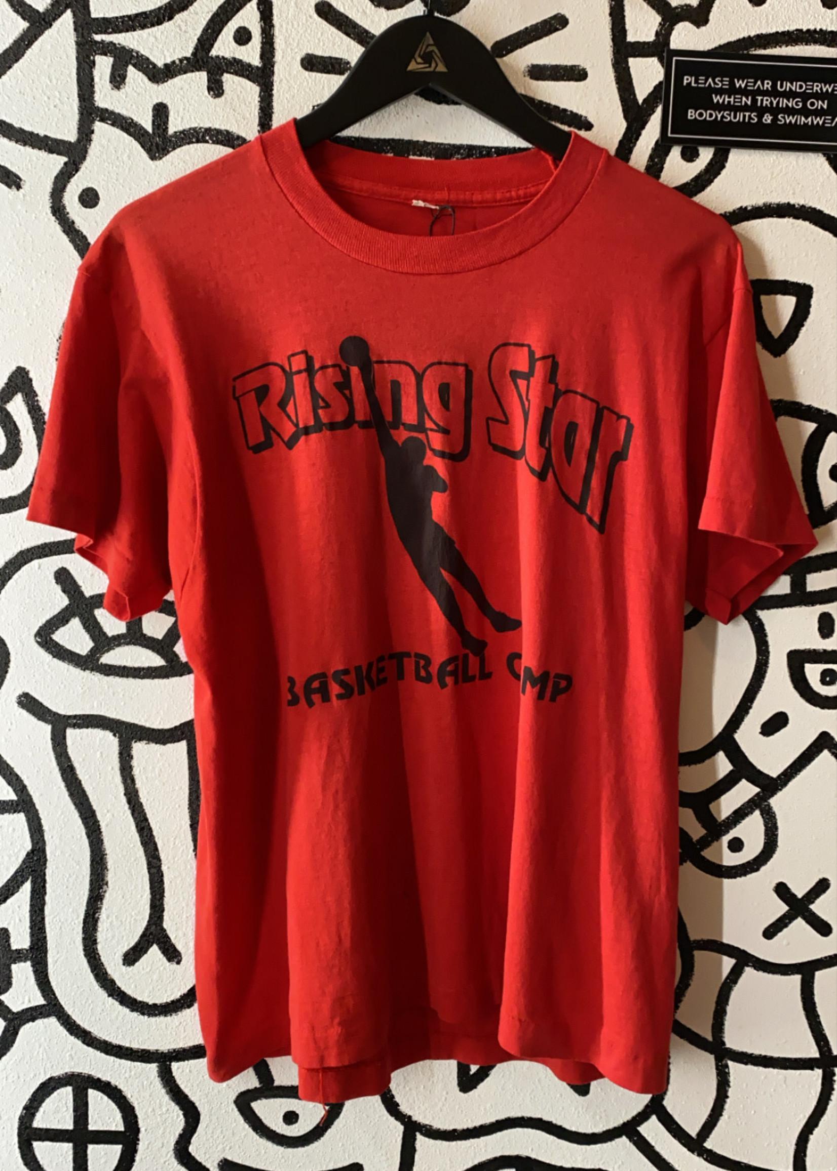 Vintage Rising Star Red Shirt M
