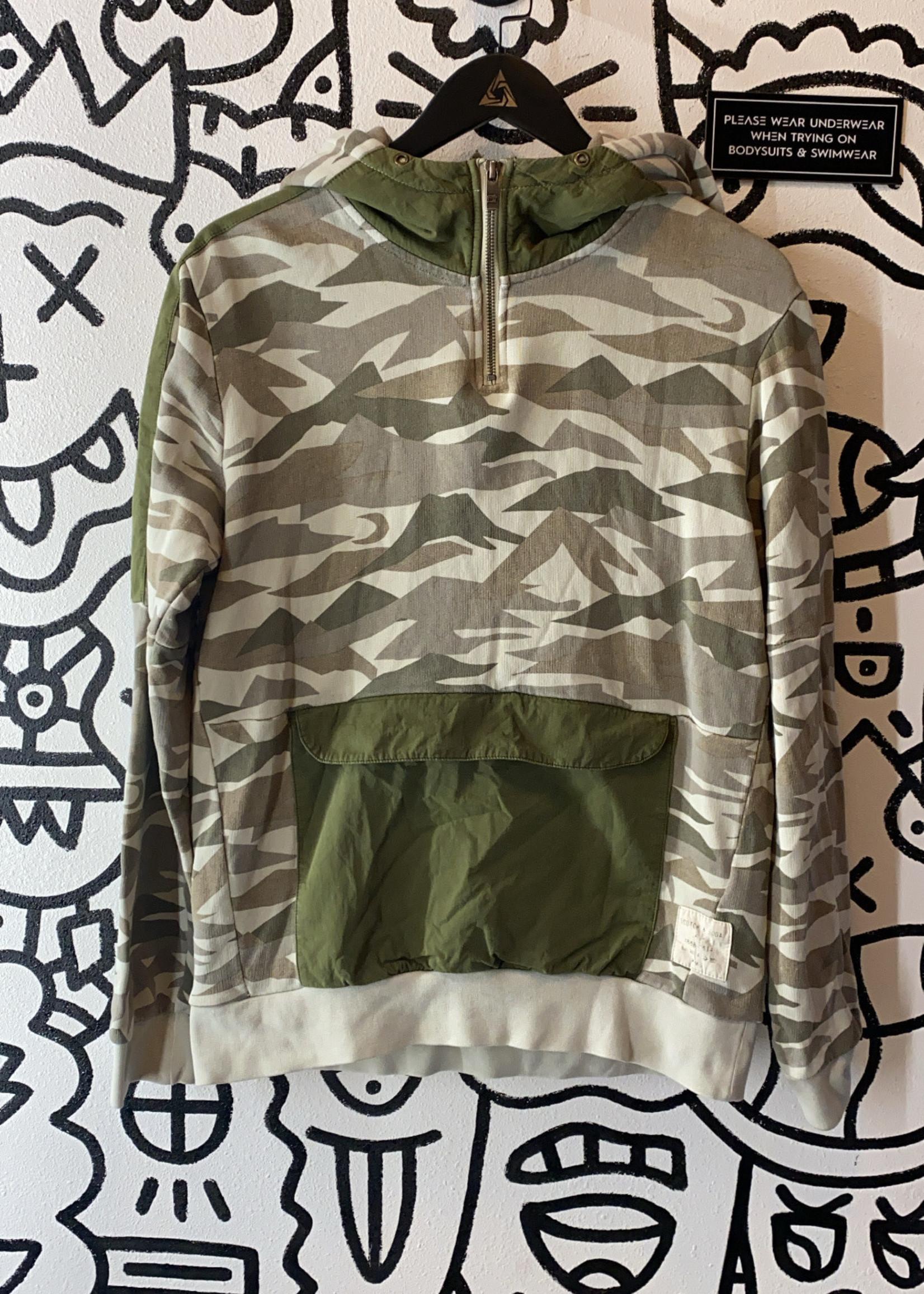 Scotch & Soda Camo Print Jacket S