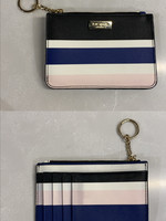 Kate Spade Card Holder Keychain