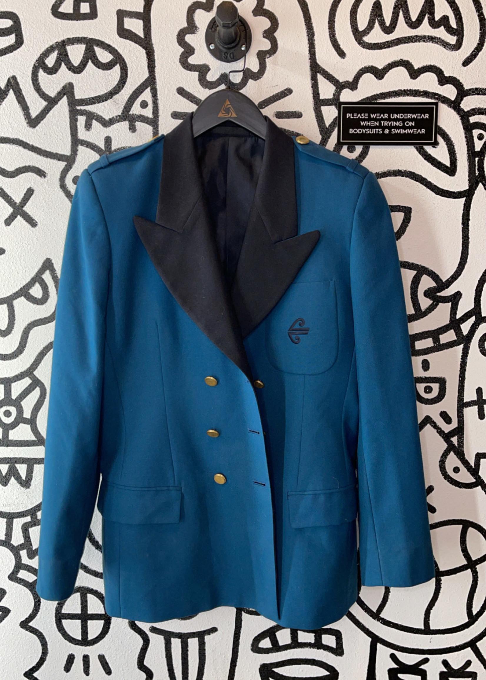 Koru Collection Blue Vintage Blazer L