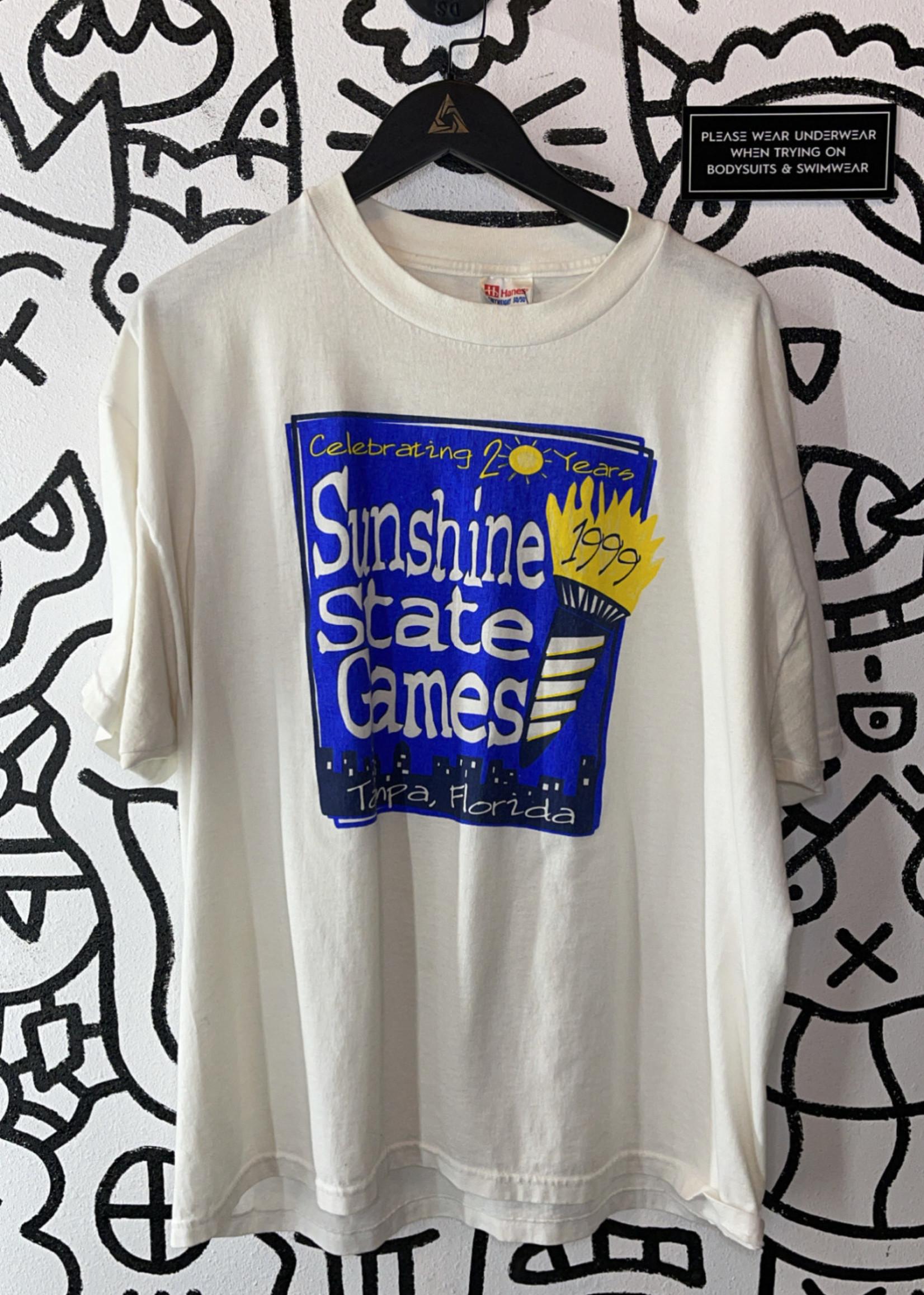 Vintage 1999 Sunshine State Games XL
