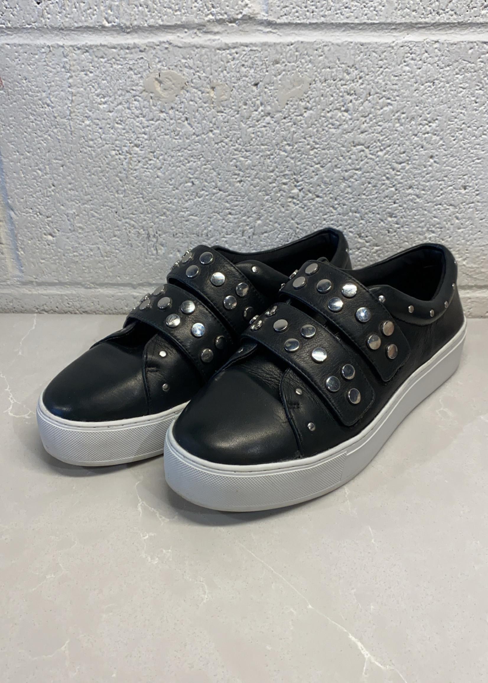 Rebecca Minkoff Platform Studded Sneakers 9