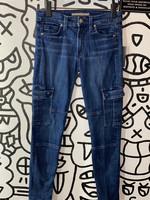 "Vince Skinny Leg Cargo Jeans 27"""